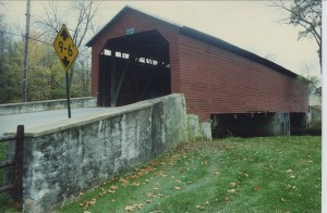 View from Western Approach Before Repairs