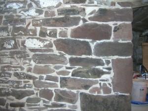 Masonry Repairs in Barn Conversion