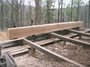 New Timber Ready to Deliver