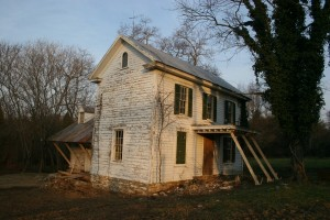 Before Stabilization and Repairs