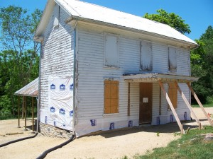Stabilization and Foundation And Frame Repairs Complete
