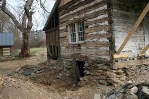 Foundation and Framing Are Both Severly Deteriorated