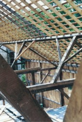 Roof Heavy Framing Repairs