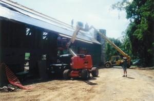 Roof SIPs Installation