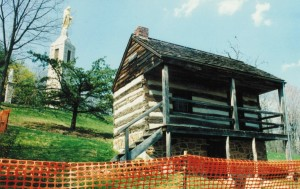Cabin Before Repairs
