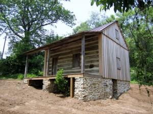 Restored Cabin A Treasure for Generations To Come