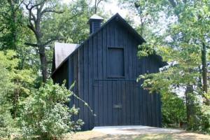 The barn re-born!