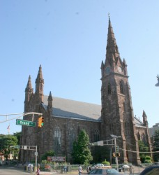 Cathedral of St. John the Baptist, Paterson, NJ