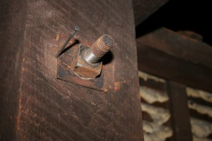 Some bolts can be tightened a long way.
