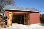 Turnkey Timber Frame Construction, Design and Permitting