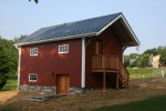 Conversion of Small Barn to Musical Instrument Repair Shop and Boat House