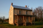 Restored Log Home Regains its Old Charm